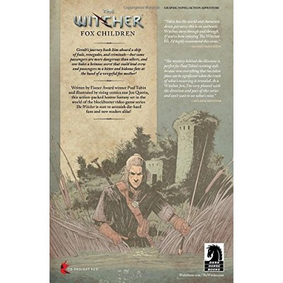 Комикс Witcher, The: Volume 2 : Fox Children Paperback
