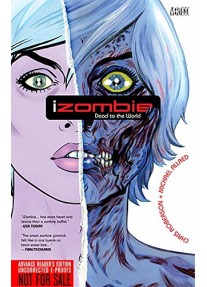 Izombie TP Vol 01 Dead To The World