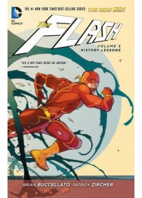 Flash Volume 5: History Lessons TP