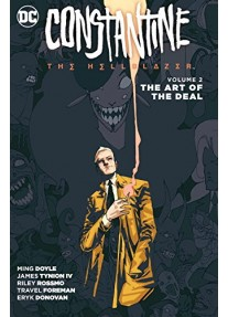 Constantine The Hellblazer TP Vol 2