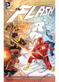 Flash Volume 2: Rogue's Revolution TP