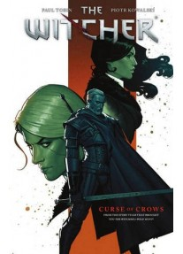 Комикс Witcher, The Witcher Volume 3: Curse of Crows Paperback