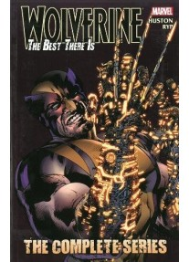 Комикс Wolverine - The Best There Is: The Complete Series  Paperback