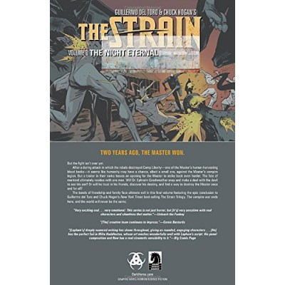 Strain, The Volume 6: The Night Eternal