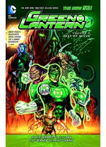 Green Lantern Volume 5: Test of Wills TP (The New 52)