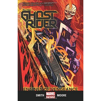 Комикс новела All-New Ghost Rider Volume 1: Engines of Vengeance