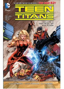 Teen Titans Volume 5: The Trial of Kid Flash TP (The New 52)