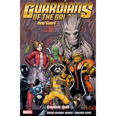 Guardians of the Galaxy: New Guard Volume 1 - Emperor Quill