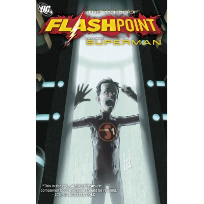 Flashpoint World Of Flashpoint Superman TP