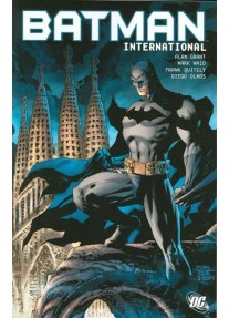 Batman: International - Second Hand