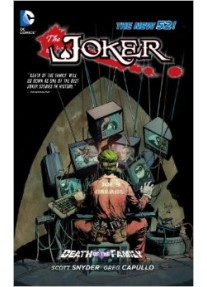 Joker Death of the Family TP (The New 52)