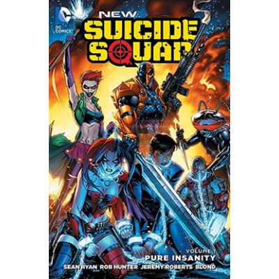 New Suicide Squad Volume 1 TP Pure Insanity