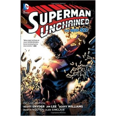 Superman Unchained TP (The New 52)