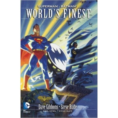 World's Finest TP (Superman/Batman) - Second Hand